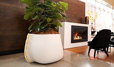 Stitch Plant Pot Collection - Concrete Planter Ideas