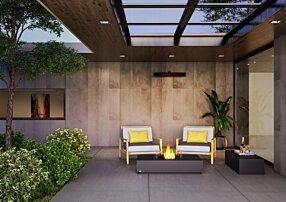 Courtyard -  Planter by Blinde Design