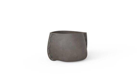 Stitch 25 Planter - Natural / Grey by Blinde Design