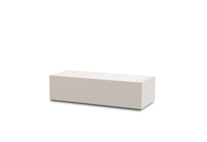 Bloc L1 Coffee Table - Bone by Blinde Design