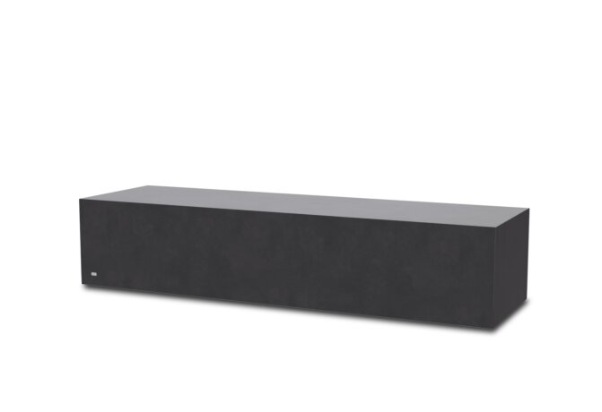 Bloc L3 Coffee Table - Ethanol / Graphite by Blinde Design