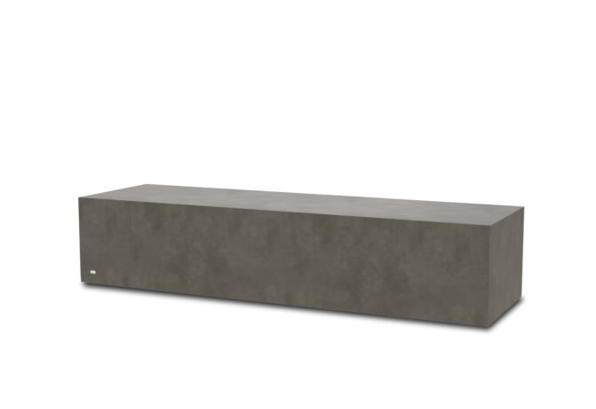 Bloc L3 Coffee Table - Ethanol / Natural by Blinde Design