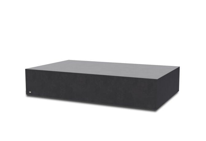 Bloc L5 Coffee Table - Ethanol / Graphite by Blinde Design