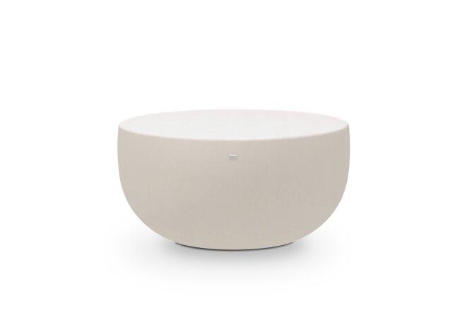 Circ M1 Coffee Table - Bone by Blinde Design