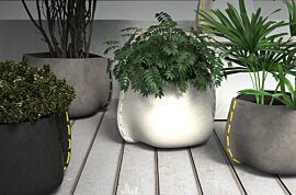 Stitch 100 Planter - In-Situ Image by Blinde Design